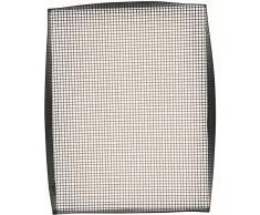 culinario Grillkorb Grillmatte antihaftbeschichtet bis 260 °C erhitzbar, 29 x 34 cm, als Backpapier Ersatz verwendbar