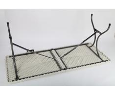 Klapptisch Gartentisch Campingtisch Esstisch Tisch Partytisch klappbar UVP 139,-