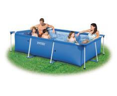 Intex Rectangular Frame Pool - Aufstellpool - 260 x 160 x 65 cm