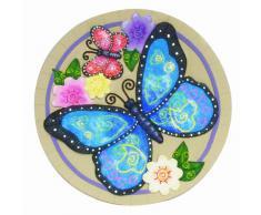 Spoontiques Trittstein, Motiv: Schmetterling