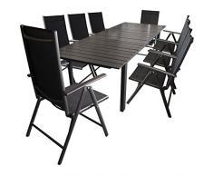 hochlehner gartenstuhl g nstige hochlehner gartenst hle bei livingo kaufen. Black Bedroom Furniture Sets. Home Design Ideas
