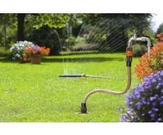 Gardena 8255-20 Garten Pipeline Starter-Set, Frostsicher, mit Wasserstop, einfache Bedienung, Keine Verschmutzung (Anwendung: Starter Set mit zwei Wasserabgriffspunkten; Gewinde: 3/4 Innengewinde)