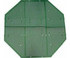 Juwel Bodengitter für Komposter, Grün
