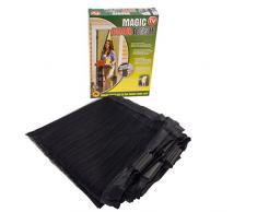 Magischer Türvorhang Insektenschutz mit Magnetverschluss 210 x 99cm