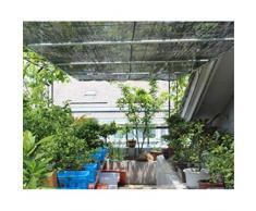 JDlept Sonnensegel,Rechteck Markisenüberdachung Außengarten Terrassenpflanze Swimmingpool 95% Beschattungsrate Sonnenschutz. (Size : 2m*2m)