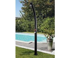 Steinbach Magic Speedshower Solardusche, PVC-Tank 18 l Inhalt, 215 cm Höhe, schwarz, 049000