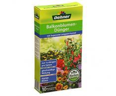 Dehner Balkonblumen-Dünger mit Supercote Langzeit-Formel, 1 kg, für ca. 10 Blumenkästen