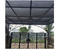 JDlept Sonnensegel, Rechteck Markisenüberdachung Außengarten Terrassenpflanze Swimmingpool 95% Beschattungsrate Sonnenschutz. (Size : 5m*5m)
