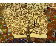 EuroGraphics Puzzle Lebensbaum von Gustav Klimt