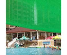 JDlept Sonnensegel, Rechteck Markisenüberdachung Außengarten Terrassenpflanze Swimmingpool 90% Beschattungsrate Sonnenschutz. (Size : 3m*5m)
