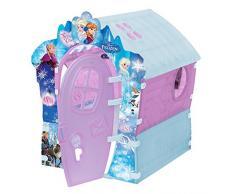 PalPlay S680-018 - Spielhaus Disney Frozen, transparenter Frostoptik mit Glitzereffekten