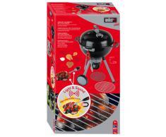 Theo Klein 9401 - Weber Kugelgrill OT Premium mit Licht und Sound, Spielzeug
