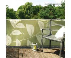 Videx-Balkon-Bespannung Natura, grün, 90 x 300cm