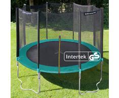 Ultrasport Trampolin Jumper, Grün, 251 cm, 331300000220