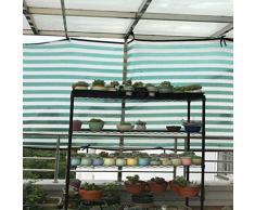 JDlept Sonnensegel, Rechteck Markisenüberdachung Außengarten Terrassenpflanze Swimmingpool 90% Beschattungsrate Sonnenschutz. (Size : 4m*5m)