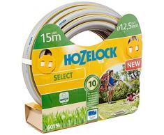 Hozelock Tricoflex Select Gartenschlauch, Durchmesser 12,5 mm-15 m, mehrfarbig, 31,5 x 31,5 x 9,8 cm, 6015P0000