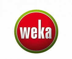 Weka Gartenhaus, Designhaus wekaLine 413 Größe 2, 45 mm, ET, braun, 310x310x244 cm, 413.3030.60000