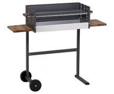 Dancook Grillwagen Box 7500 Grillfläche: 62x32cm, 2 Hartholzablagen