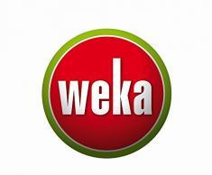 Weka Gartenhaus, Designhaus 213 B Größe 1, 5-Eck, 28 mm, ET, F, Anbau 300 cm, natur, 586x278x237 cm, 213.2424.40200