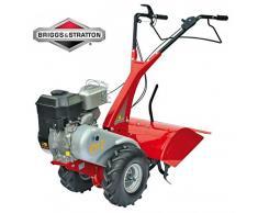 Eurosystems RTT2 Motor Briggs & Stratton Vertikutierer Benzin Motorhacke Gartenfräse Benzin - Made in Italy