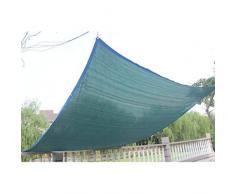 JDlept Sonnensegel, Rechteck Markisenüberdachung Außengarten Terrassenpflanze Swimmingpool 95% Beschattungsrate Sonnenschutz. (Size : 4m*5m)