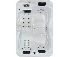 Vasa-Fit Whirlpool W-195 SkyWhite 2-3 Pers. NEU Outdoor Indoor Hot Tub Whirlpools King-SPA kaufen