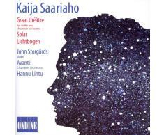 Saariaho, K.: Graal Theatre / Solar / Lichtbogen