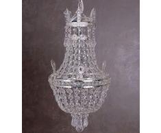Kronleuchter, Kristallleuchter, Korblüster, Lüster, Leuchter, Lampe Für Die  Wohnung Im Angesagten