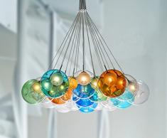 Mini Kristall Kronleuchter In Einer Glühbirne ~ Kronleuchter bunt günstige kronleuchter bunt bei livingo kaufen
