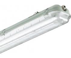 PHILIPS Feuchtraumwanneneuchte Feuchtraumleuchte Leuchte Wannenleuchte Leuchtstofflampe 2x58 Watt EVG IP65