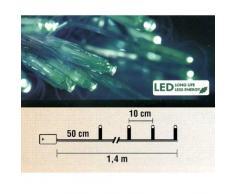 LED-Minilichterkette 10tlg. Grün