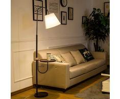 GJIF - Stehlampe Nordic Stehleuchte Versenkbare Nachttischlampe Innenbeleuchtung Antik - Fußschalter (E27) (Farbe : C)