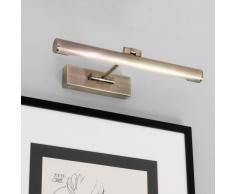 Astro 0534 T5 Goya 365 Bilderlampe mit 8 W T5-Leuchtröhre, Messing-Antik