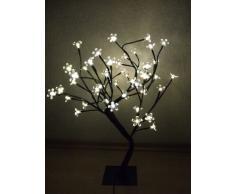 LED Lichterbaum 45cm mit 64 LEDs - warmweiß