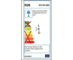 RZB LED-Hausnummernleuchte 4000K 221167.003