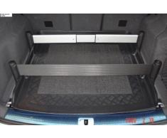 Kofferraumwanne mit Anti-Rutsch passend für Audi Q5 4x4/5 11/2008- für Modelle mit Schienensystem im Kofferraum (schmale Version Wanne)