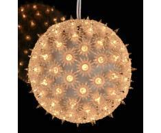 Lichterkugel mit 100 Lämpchen