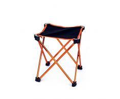 Xbeast Klappstuhl Leichter Stuhl Extrem Kleine Packung   25 x 25 x 28 cm   Passt in Jede Tasche   Klapphocker für Verschiedene Wohnbereiche Geeignet