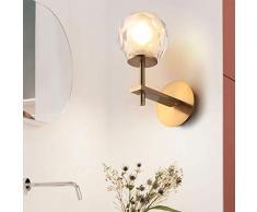 FNCUR Wandleuchten Mit Einfachem Und Modernem Design, Auch Perfekt for Schlafzimmer Flure Eingänge Küche Restaurant ESS- Und Wohnbereiche