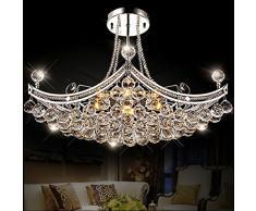 Kristall Kronleuchter Licht Kristall Wohnzimmer Lampe Deckenleuchte Modern  U0026 Zeitgenössische Decke Pendelleuchte ( Farbe :