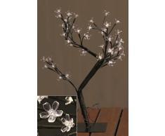 LED Baum Lichterbaum Blütenbaum Lichterzweig Kunststoff 1812-8662000