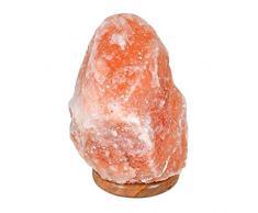 BURI Salzkristallleuchte