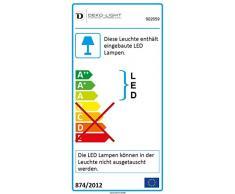 Deko-Light Schienensystem One 230 V, Spot Sprazza, 220-240 V, AC/50-60 Hz, 9 W 922059
