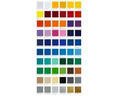 XL Selbstklebende Hausnummer 7 /schwarz/ 20 cm hoch/ - Kleben statt Bohren, Aufkleber für den Aussenbereich, Ziffer, Zahlen Zahlen Vinyl Mülltonne Boot Ziffer Sticker Nummer Aufkleber - 60 Farben zur Auswahl Hausnummernleuchte