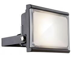 8,4 Watt LED Wand Strahler Aussen Scheinwerfer Fluter Bau Lampe schwenkbar EEK A Globo 34231 [Energieklasse A]