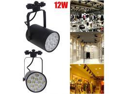 THG URail System Light&Easy LED-Schienensystem Spot Light 12W warmweiß