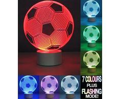 Fussballlampe Gunstige Fussballlampen Bei Livingo Kaufen