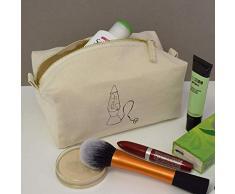 Azeeda Lava Lampe Wasch/Make-up Tasche (CS00012382)