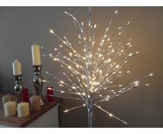 DEKOBAUM LED Baum Lichterbaum Weihnachtsbaum Deko-Baum mit LED Lichtern (120 cm)