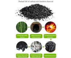 Globalflashdeal Bambuskohle Lufterfrischer, Luftreinigungs- Und Geruchseliminator Tasche,Luftfilter Für Autos,Schuhe,Küchen,Keller,Schlafzimmer,Kühlschrank,Gefrier Ger?te,Schrank,Wohnbereiche